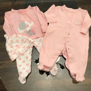 Bundle of Girl 3 Month Clothes